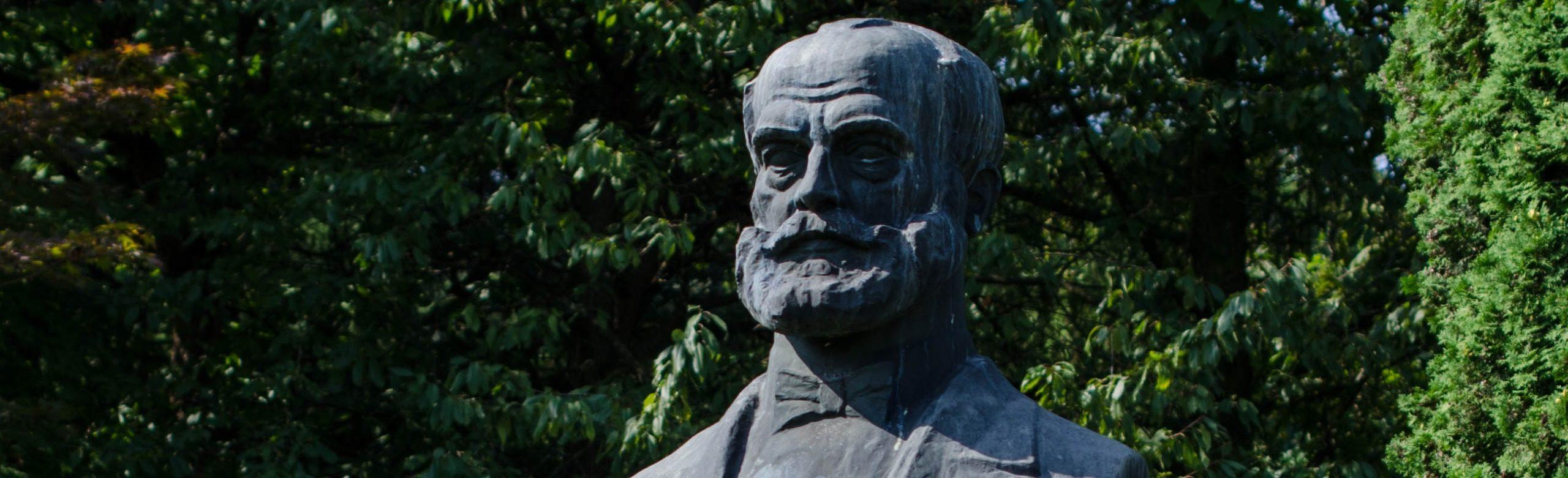 Statuile din Grădina Botanică